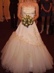 Продам свадебное платье Рудный