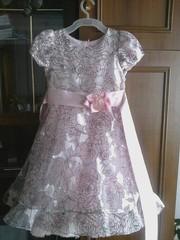 Детская одежда продам платье