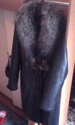 продам пальто в о/с размерXL
