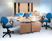 офисную мебель